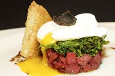 Chefs put months of work into creating a single, non-gross beef tartare dish for their menus. | Here's Why You Should Never Make Steak Tartare At Home