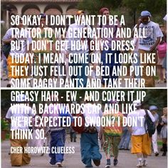 Clueless Quotes from Cher