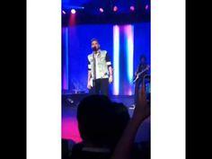 Adam Lambert singing WWFM at private sweet 16 party (IG vid)