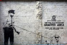 London street artists - where to see their work!