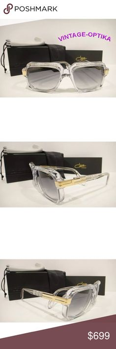 346b7af3985 Selling this CAZAL Sunglasses Diamond 503 Crystal New in my Poshmark  closet! My username is  vintage optika.