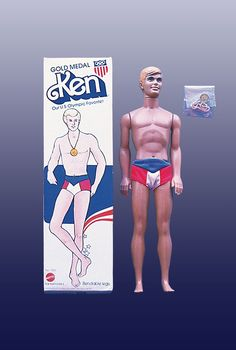 1975 Gold Medal Ken® Doll — Europe #7380 | Barbie Collector, Release Date: 1/1/1975 Product Code: 7380, $_