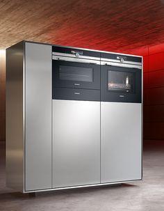 Modern and timeless #design. //  Modernes und zeitloses Design. #Kuechenwelten #kitchenworld #iQ700 #enjoysiemens