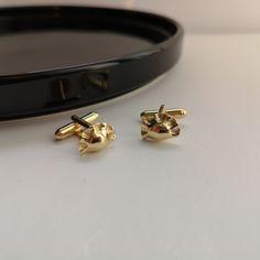 Dumpling cufflinks - Spinki do mankietów pierogi idealne dla niego na ślub i na co dzień Cufflinks, Pierogi, Carat Gold, 925 Silver, Silver Plate, Plating, Wedding Rings, Engagement Rings, Gifts