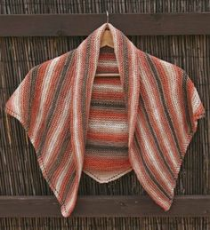 Chal tejido a punto bobo o punto santa clara Cardigan, Crochet Poncho, Diy And Crafts, Knitting, My Style, Sweaters, Outfits, Santa Clara, Shawls