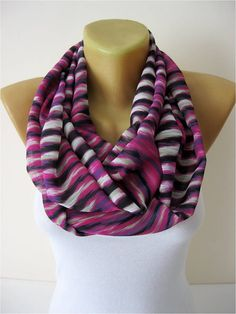 SALE  990 USD Infinity Scarf Shawl Circle Scarf Loop by MebaDesign