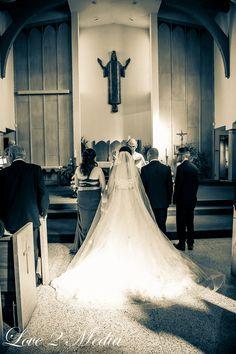 Richmond Wedding Photography | Church Wedding | Beautiful Church Wedding Photography | www.love2media.ca