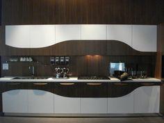 Wave Kitchen Furniture at Salone del Milano, 2010