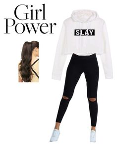 """""""Power Look #2"""" by caseyanne18 on Polyvore featuring Joah Brown"""
