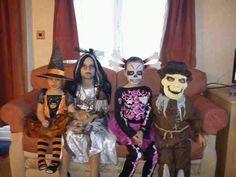 Samantha Iliffe – Halloween at Sea Acres Holiday Park, Cornwall, 2011 #TakeMeBack