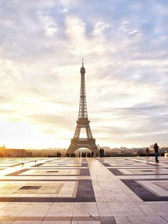 Guide to Paris in the Spring