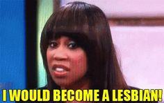 grossiers jeux lesbiens jusqu à ce que le gars regarde