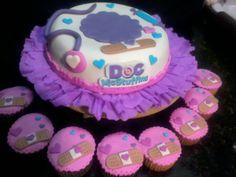 #mcstuffins#cake#fondant#pastel#drajuguetes