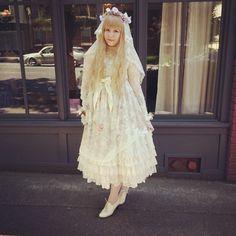 Crazy Painting Lolita - lace-a-la-mode:   mecha-absol:   octavekitten:   a...