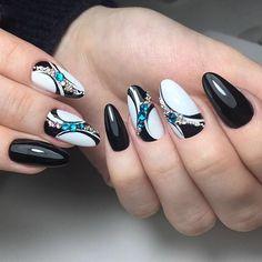 "420 Likes, 2 Comments - Маникюр. Дизайн ногтей. МК (@ru_nails_master) on Instagram: ""Мастер @olechkanailsart Нравится работа? Ставь #ru_nails_master #дизайнногтей #ноготки…"""