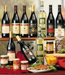 Italian Wine - Favors