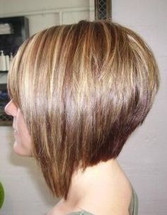 you the difference between an A-line, graduated bob, inverted bob ...