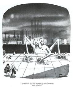 Hairy Green Eyeball 3: 20 vintage cartoons by CHAS ADDAMS Addams Family Cartoon, Addams Family Quotes, Frankenstein, Los Addams, Gahan Wilson, Morbid Humor, Halloween Poems, Charles Addams, The Addams Family