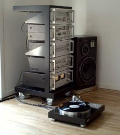 rack selfmade 2 marantz rack selbstbau selfmade. Black Bedroom Furniture Sets. Home Design Ideas