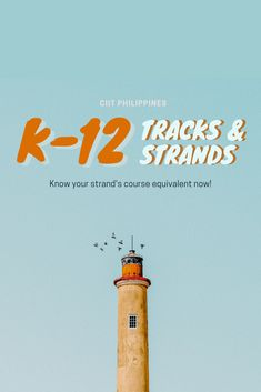 Read on to know your strand's college course equivalent. College Courses, High School Seniors, Study Tips, Need To Know, Knowing You, Everything, Track, Reading, Runway