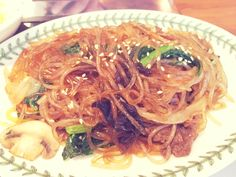 Fancy some delicious japchae? Don't know what it is? Head on over to https://bibimbites.com/korean-food/japchae-at-hamgipak/
