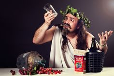 #hombres #modelo #vino #dioses #dionisio #uvas