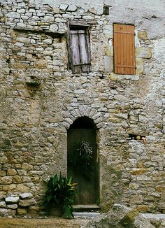 Views in a French Village