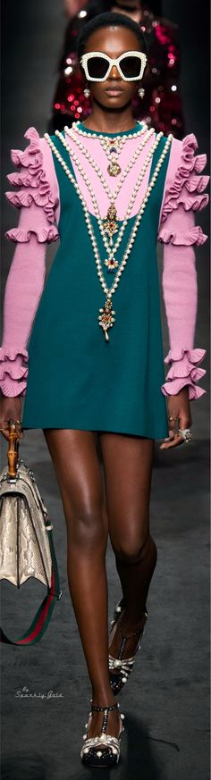 Gucci Fall 2016 RTW
