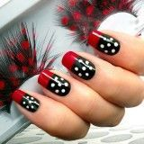 Chic simple nail designs 2015