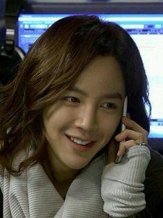 Call me please!  Jang Geun Suk