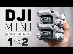 Mavic Mini vs. Mini 2 - What Did DJI Change? - YouTube Mavic, Drones, Change, Youtube, Fork, Knowledge, Digital, Forks, Youtubers