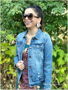 Stitch Fix September 2019 Review. Stitch Fix is my favorite online style service where a stylist sends five pieces picked based on your style profile. September Stitch Fix, Stitch Fix Outfits, Stitch Fix Stylist, Wrap Blouse, Free People Dress, Fashion Online, Personal Style, Skinny Jeans, One Piece