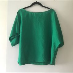 Express dolman blouse Fun cropped style and silky soft Express Tops