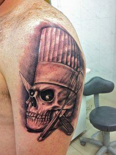 Tatuagens Gastronômicas - Difícil escolher!!