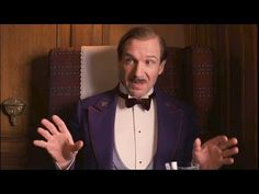 'THE GRAND BUDAPEST HOTEL' Official Trailer (Wes Anderson - 2014) - Saoirse Ronan, Ralph Fiennes, Edward Norton, Willem Dafoe, Jude Law, Owen Wilson, Bill Murray, Adrien Brody, Tilda Swinton, Jeff Goldblum, Jason Schwartzman, Harvey Keitel.