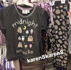 Primark Girls Pusheen Cat Pusheenicorn Unicorn T-Shirt Top BRUSH SEQUINS 2 WAY