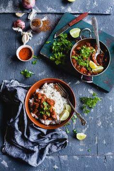 Rajma Masala (Red Kidney Bean Stew)