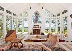 Malibu luxury homes: Cliffside Drive