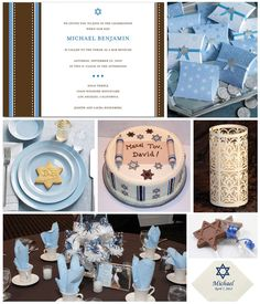 Great ideas for a Bar Mitzvah party!