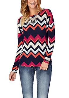 Long Sleeve: Long sleeve fashion tops for teens are at rue21.com! Our stylish, trendy juniors long sleeves are the foundation of a fall and winter wardrobe. Go long!