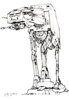 Image result for star wars spaceships drawing