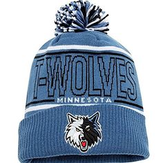 Minnesota Timberwolves Pom Hat