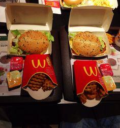 Mc dinner