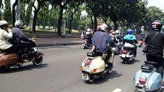 Jakarta Mods Mayday 2014