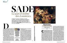 #graphic design #magazine #philosophie magazine