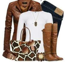 Look invernal ...adoro!!