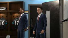 FIFA 17 The Journey Alex Hunter Dressing Room 2