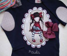Camiseta Gorjuss Paula 2