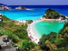 Samos Island, Greece E Aegean Sea