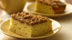 Gluten free streusel-topped coffee cake? Try our yummy version thanks to Bisquick® Gluten Free mix.